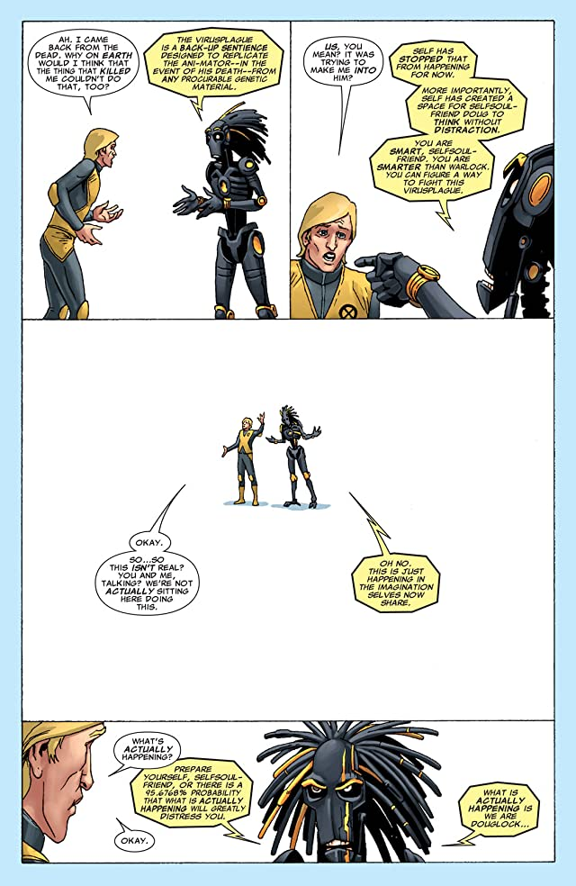 click for super-sized previews of New Mutants (2009-2011) #40
