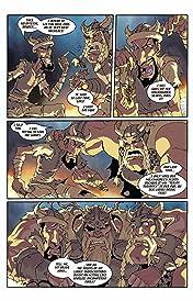 Pirates Vs. Ninjas II: Up the Ante #4 (of 8)