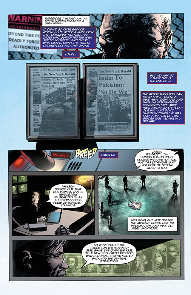 click for super-sized previews of Rising Stars #20