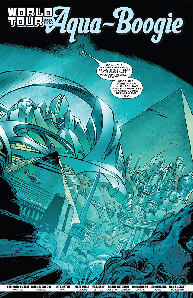 click for super-sized previews of Black Panther (2005-2008) #21
