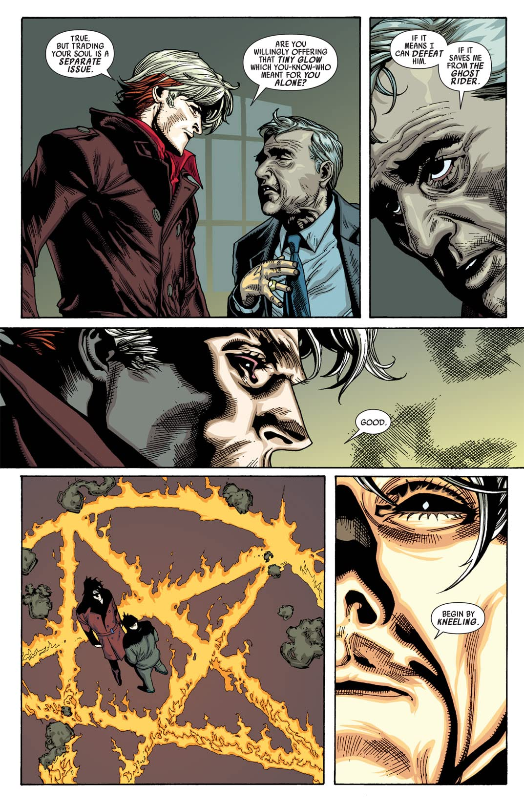 Ultimate Comics Avengers 2 #5