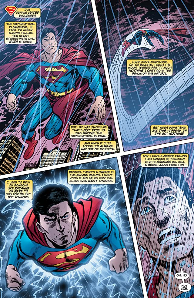 click for super-sized previews of Action Comics (1938-2011) #832