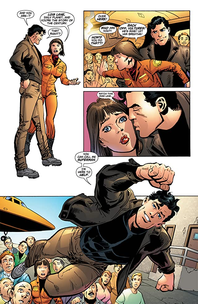 click for super-sized previews of Action Comics (1938-2011) #836