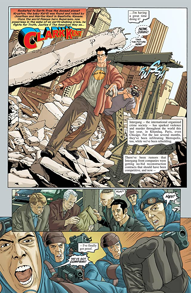 click for super-sized previews of Action Comics (1938-2011) #838