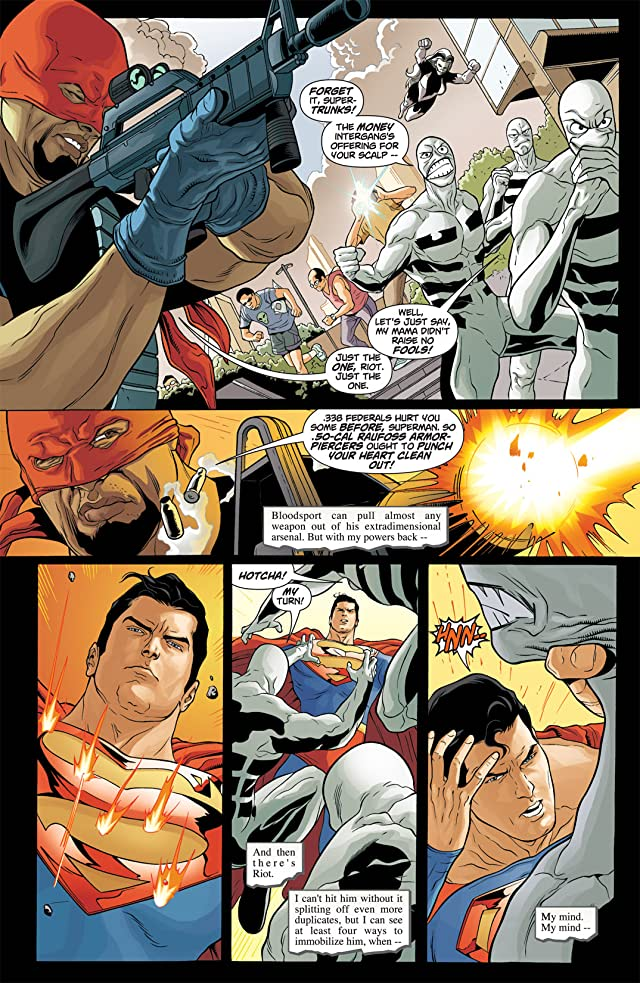 click for super-sized previews of Action Comics (1938-2011) #839