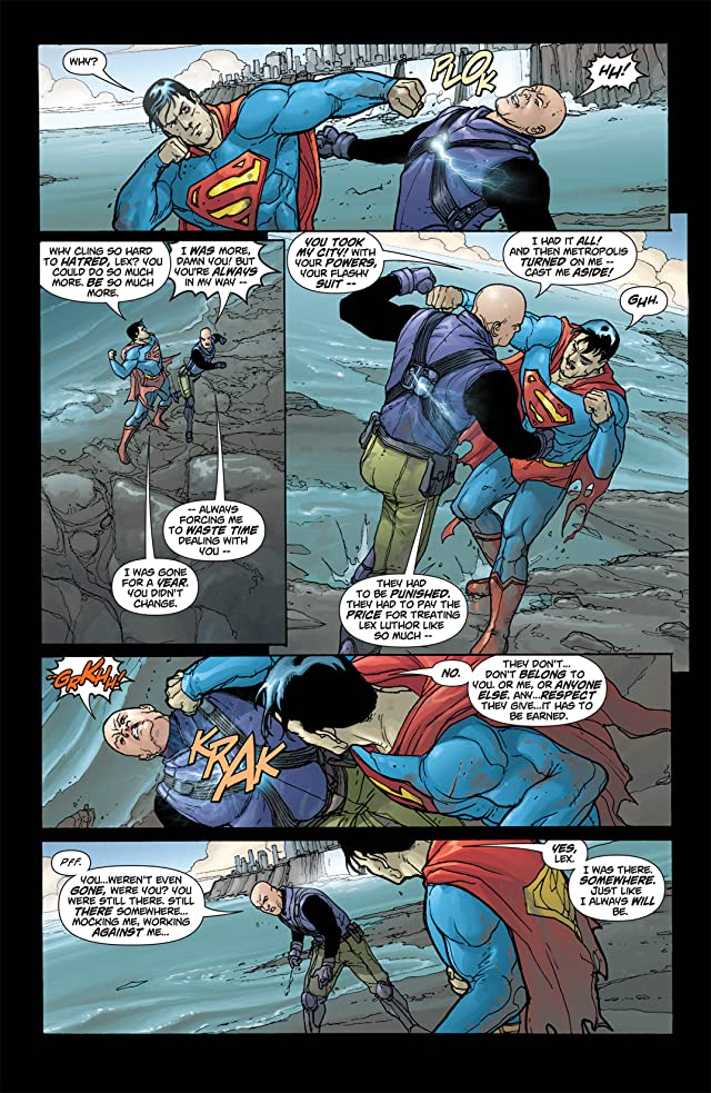 click for super-sized previews of Action Comics (1938-2011) #840