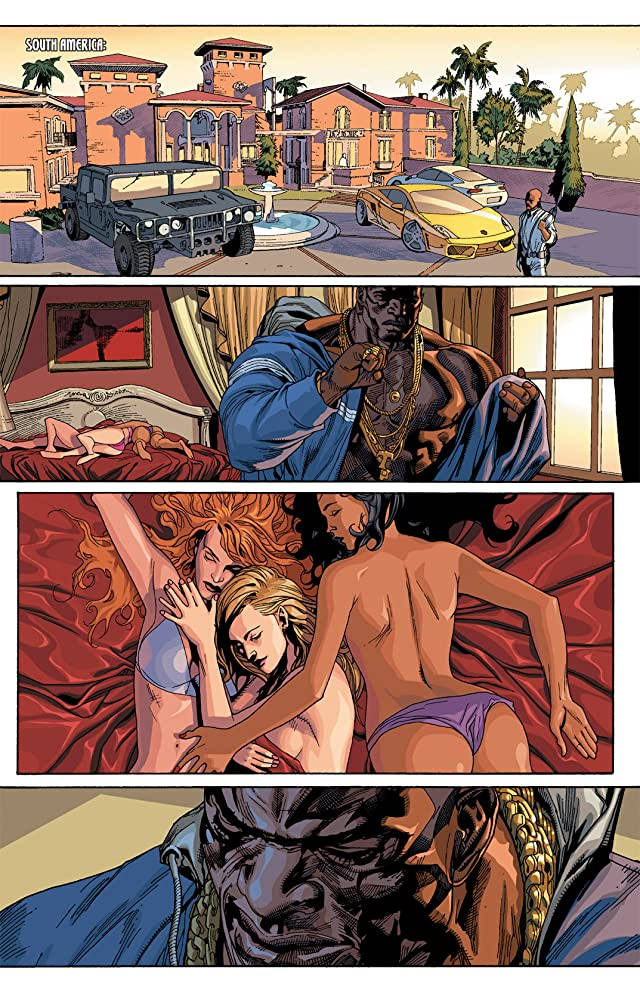 click for super-sized previews of Ultimate Comics Avengers 2 #2