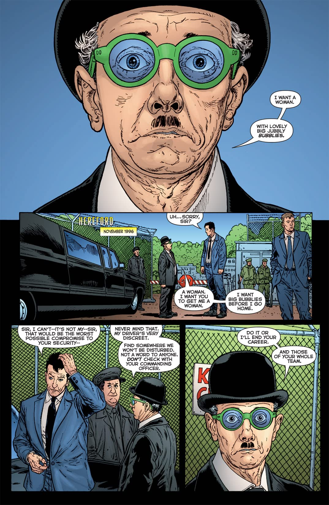 The Authority: More Kev #2 (of 4)