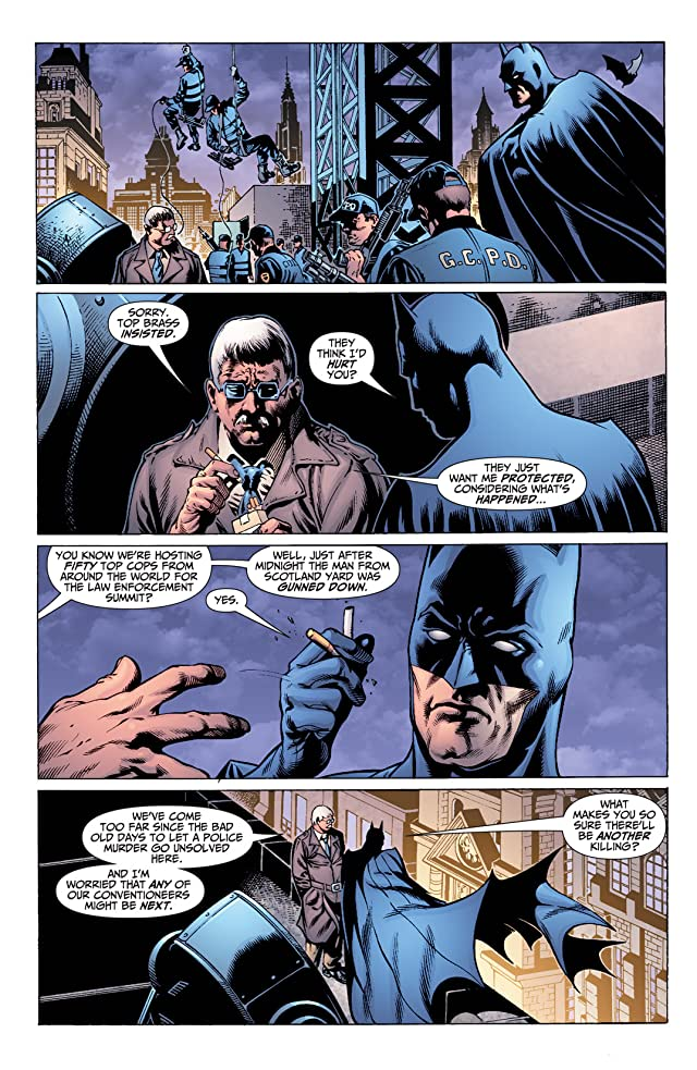 click for super-sized previews of Batman Confidential #13