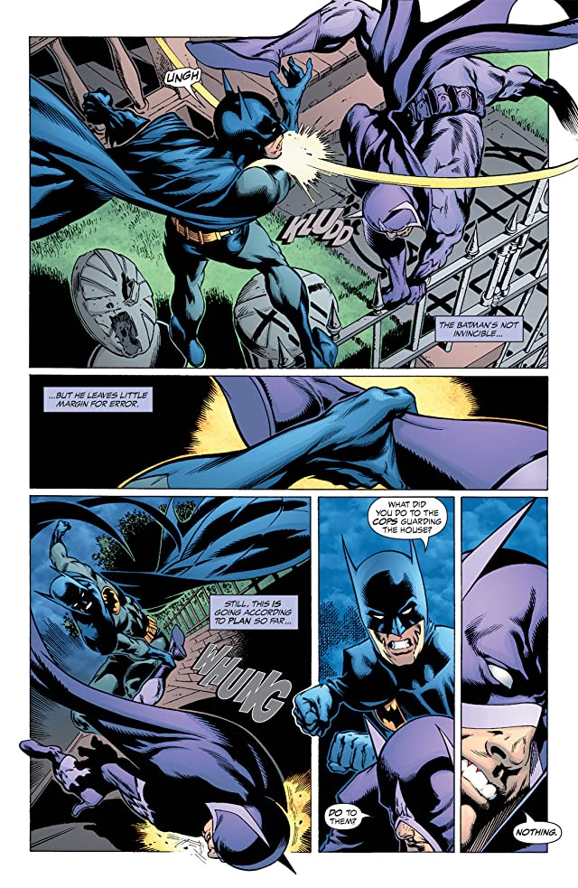 click for super-sized previews of Batman Confidential #15