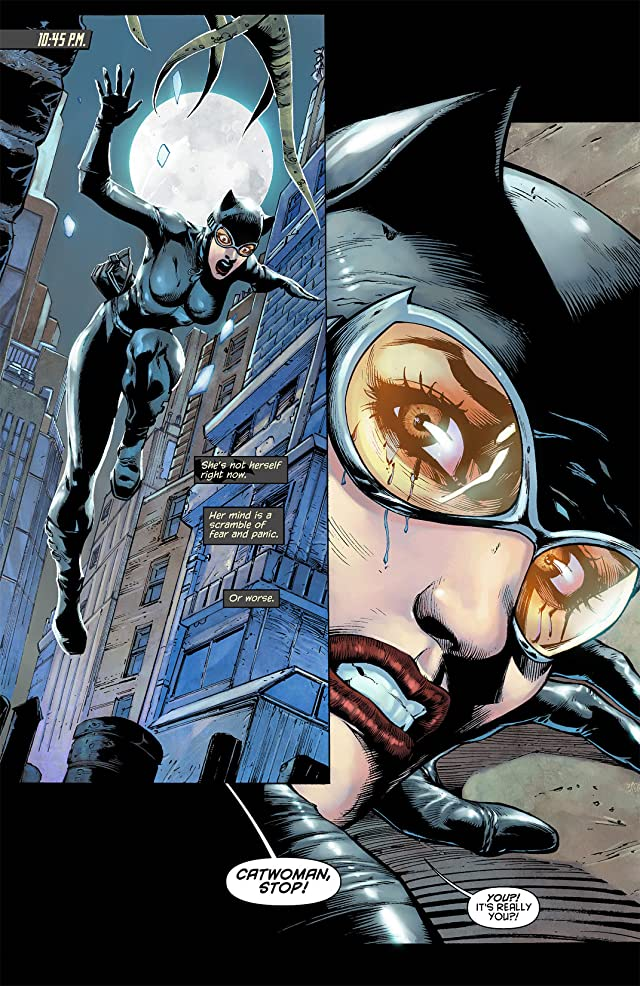 click for super-sized previews of Detective Comics (2011-) #8