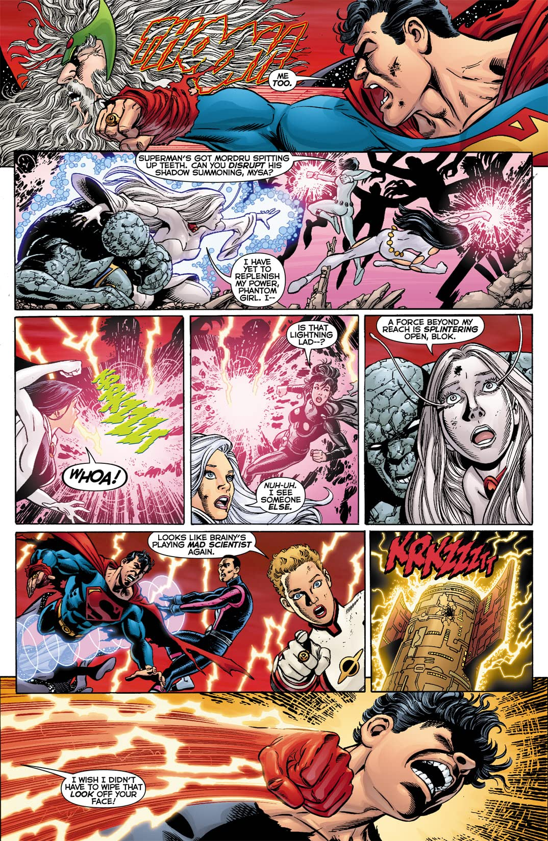 Final Crisis: Legion of Three Worlds #4 (of 5)