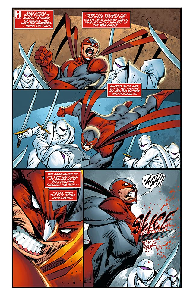 click for super-sized previews of Hawk and Dove (2011-2012) #8