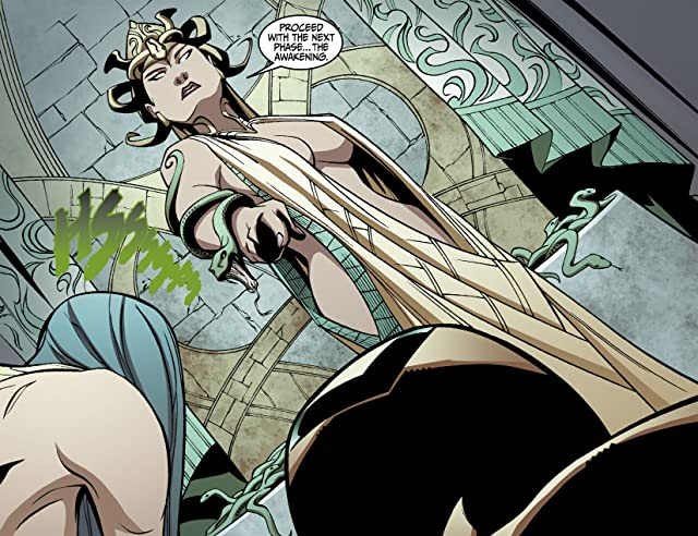 click for super-sized previews of Justice League Beyond (2012-2013) #5