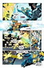 click for super-sized previews of Justice League International (2011-2012) #8