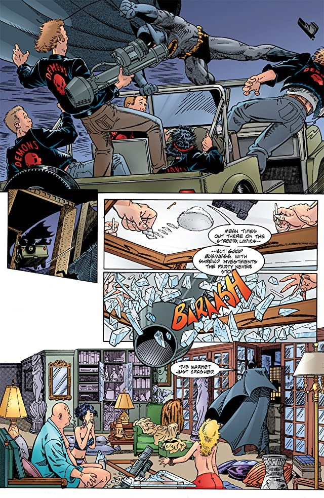 Batman: Legends of the Dark Knight #133