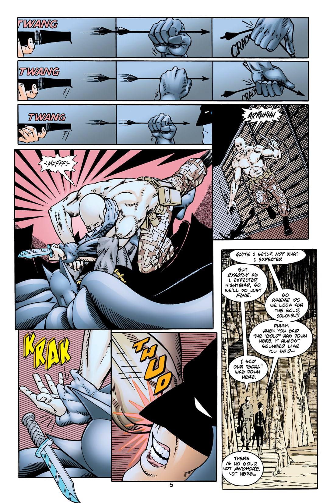 Batman: Legends of the Dark Knight #136