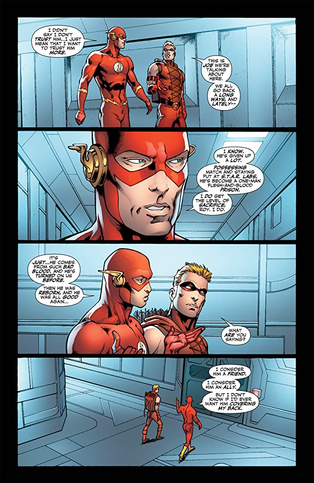 click for super-sized previews of Titans (2008-2011) #7