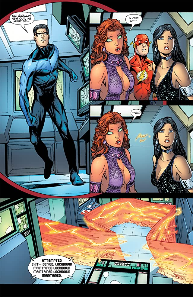 click for super-sized previews of Titans (2008-2011) #10