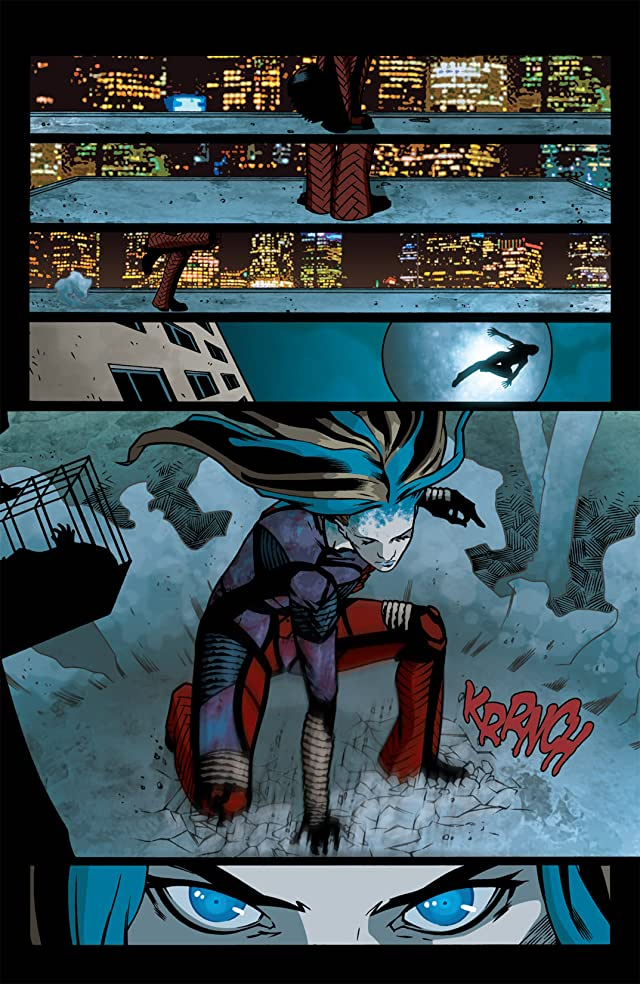 Illyria: Haunted #1 (of 4)