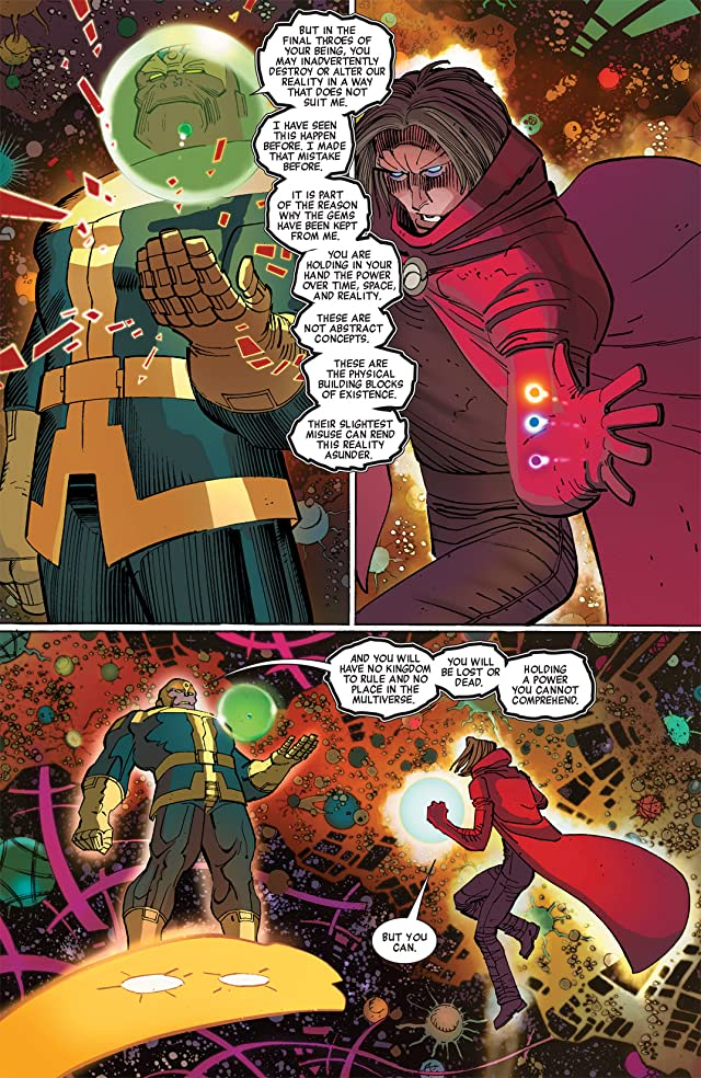 click for super-sized previews of Avengers (2010-2012) #12