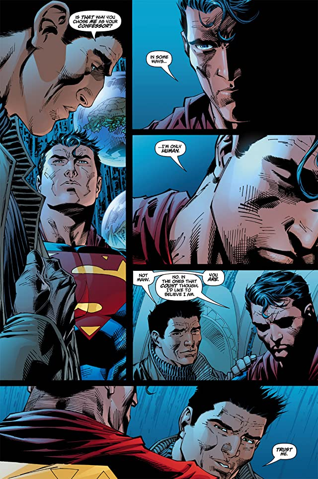 click for super-sized previews of Superman (1987-2006) #211