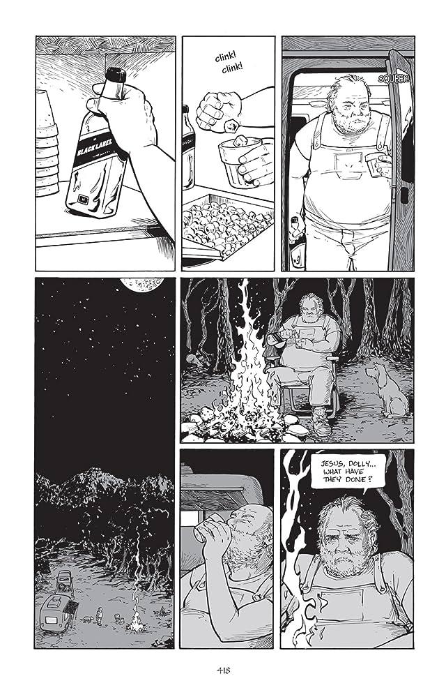 Terry Moore's Echo #22
