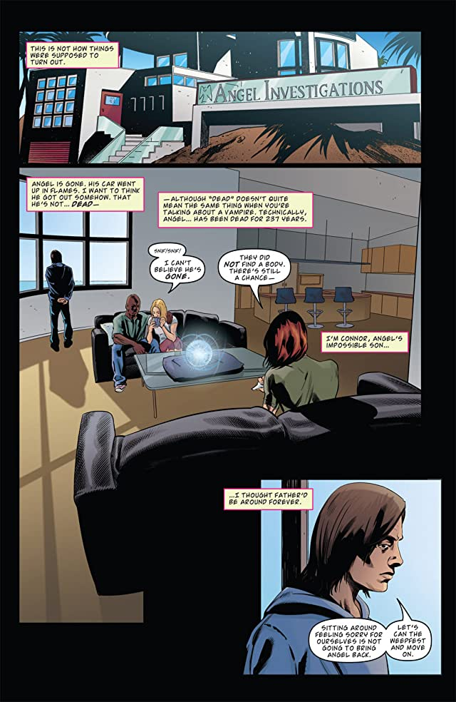 click for super-sized previews of Angel #41