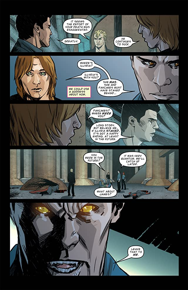 click for super-sized previews of Angel #44