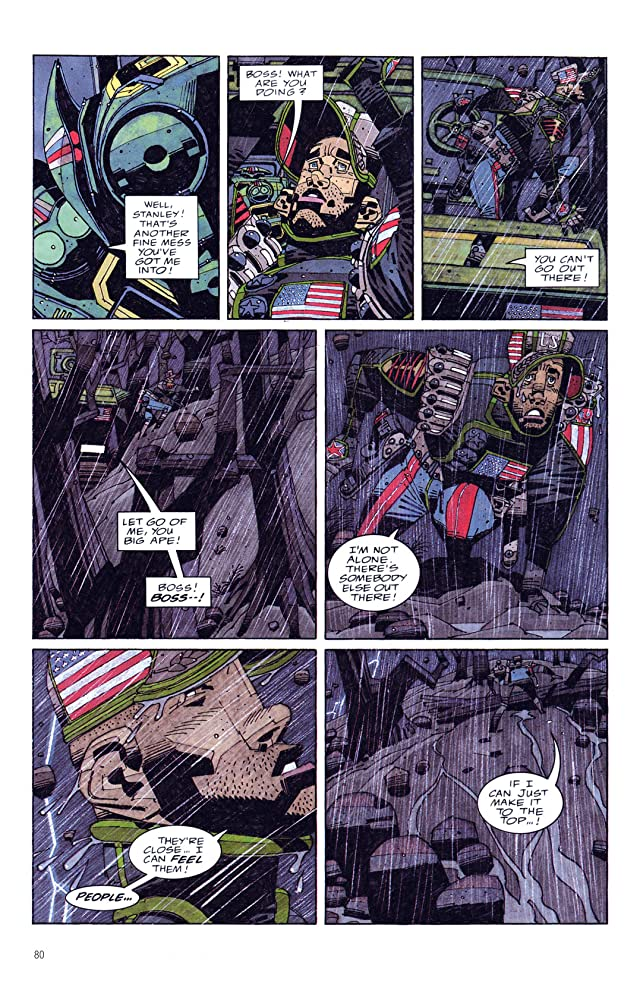 click for super-sized previews of Last American