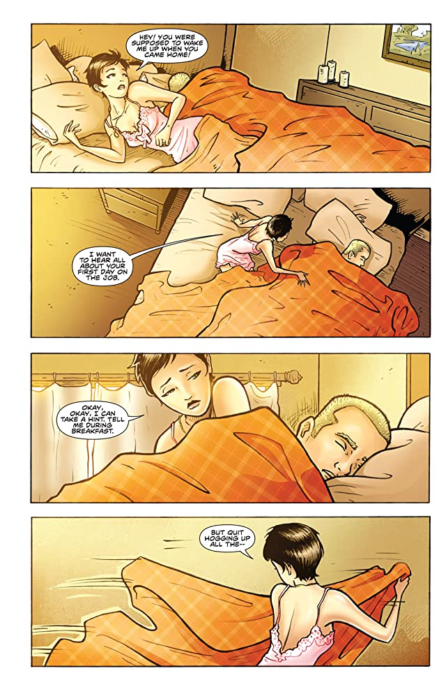 click for super-sized previews of Supurbia #2 (of 4)