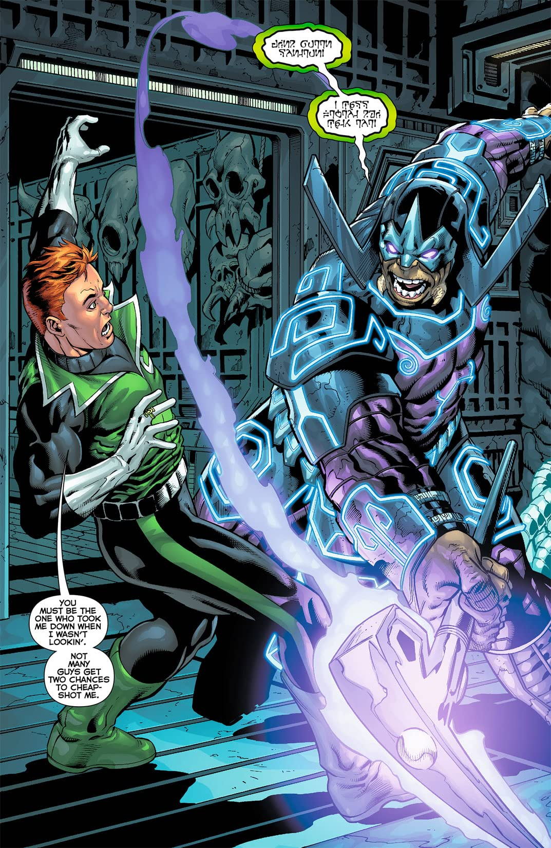 Justice League International (2011-2012) #4