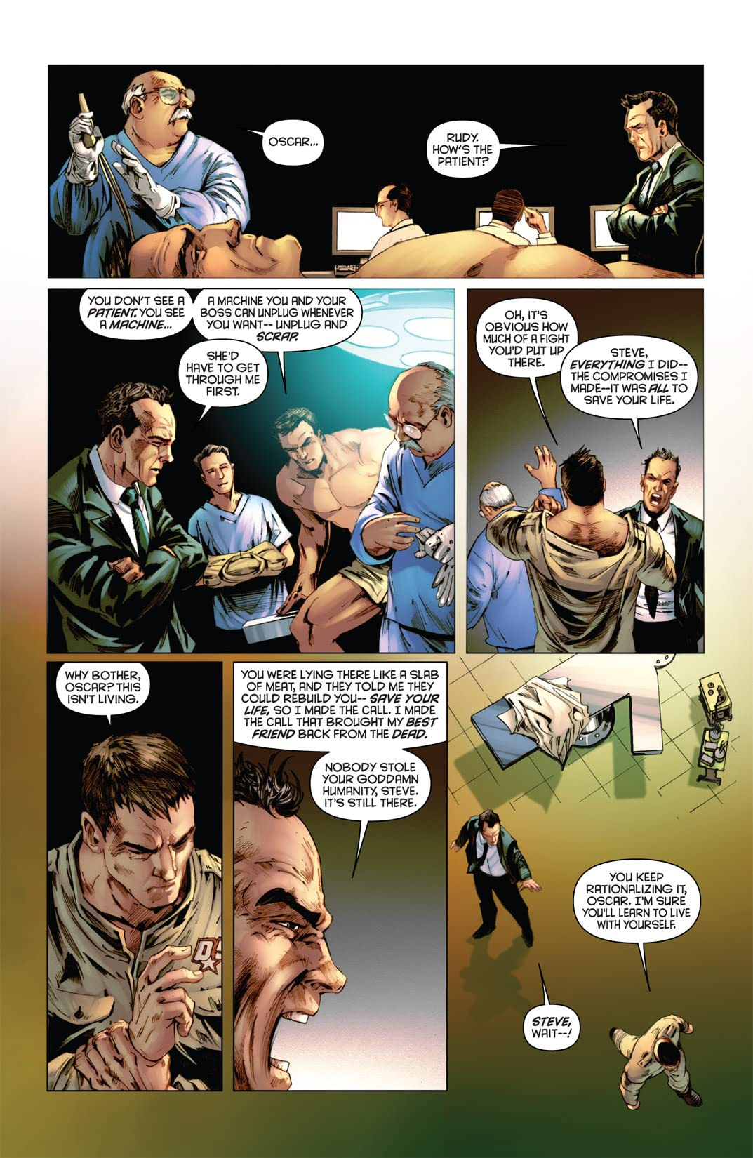 The Bionic Man #8
