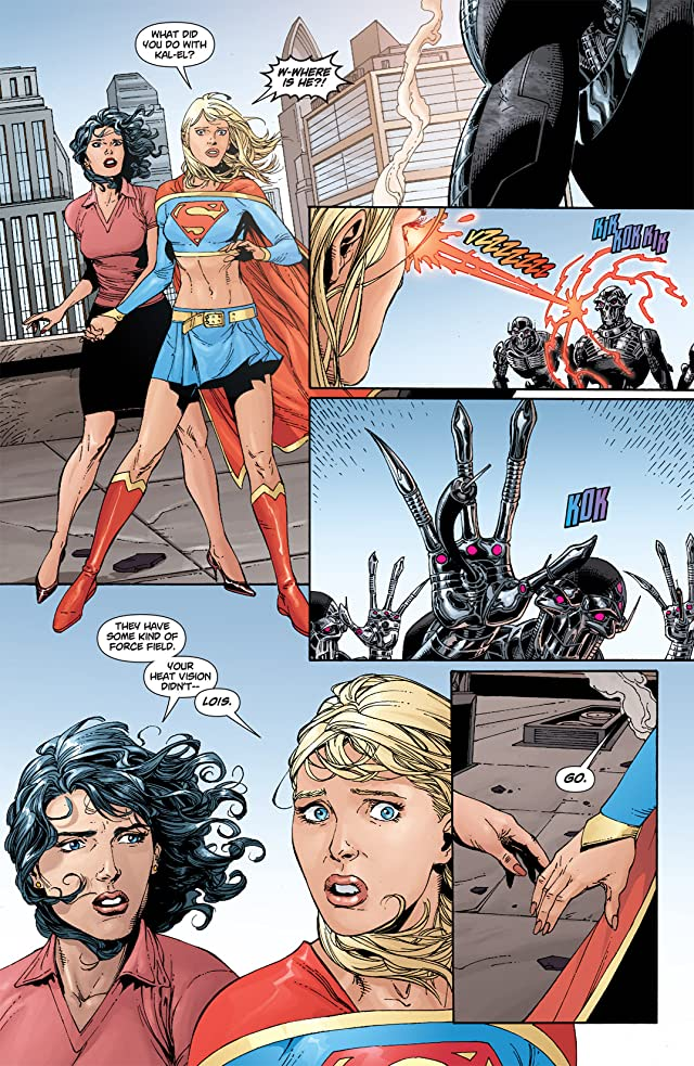 click for super-sized previews of Action Comics (1938-2011) #869