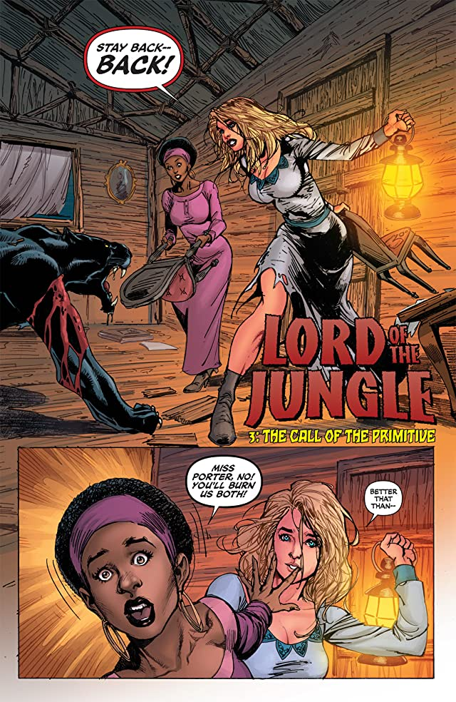 click for super-sized previews of Lord of the Jungle #3
