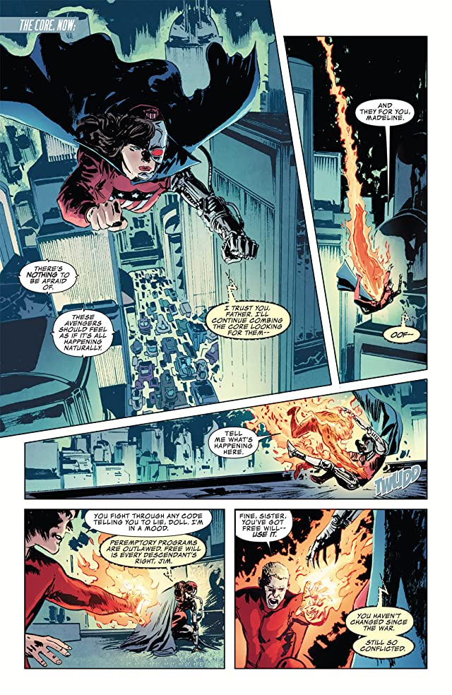 click for super-sized previews of Secret Avengers (2010-2012) #25