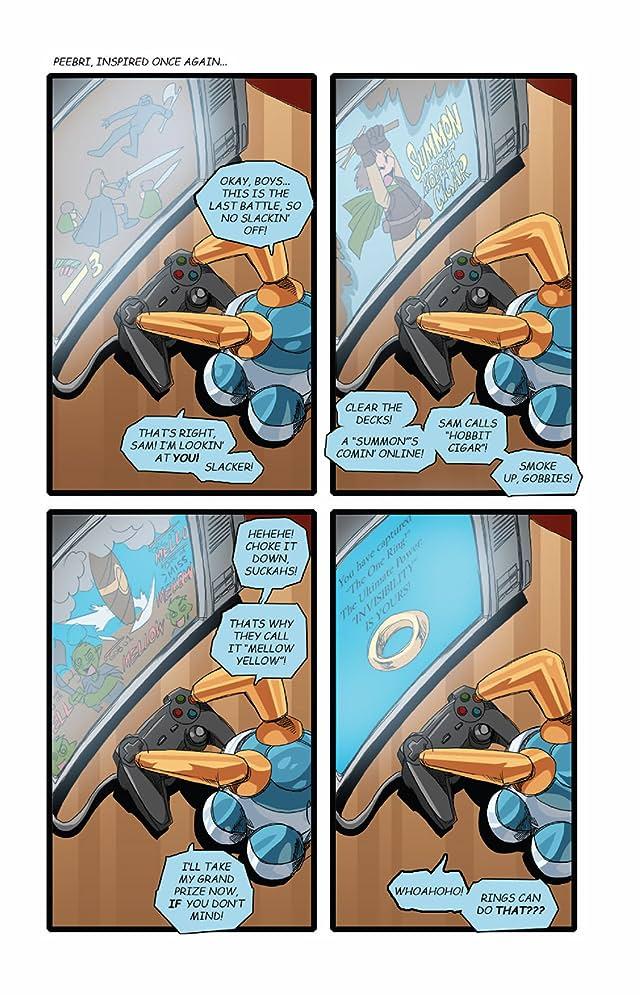 Gold Digger: Peebo Tales #5