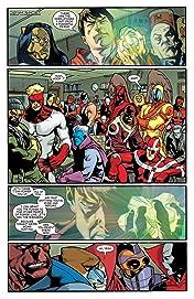 New Avengers (2004-2010) #61