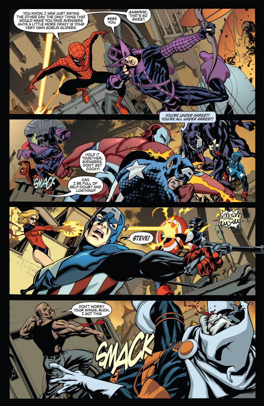 New Avengers (2004-2010) #63