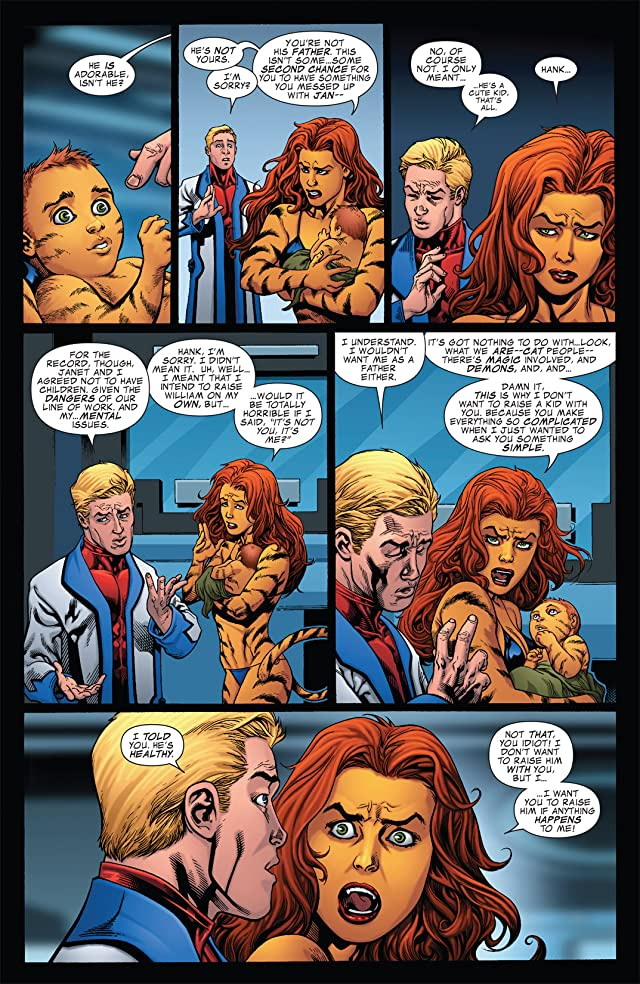 click for super-sized previews of Avengers Academy #7