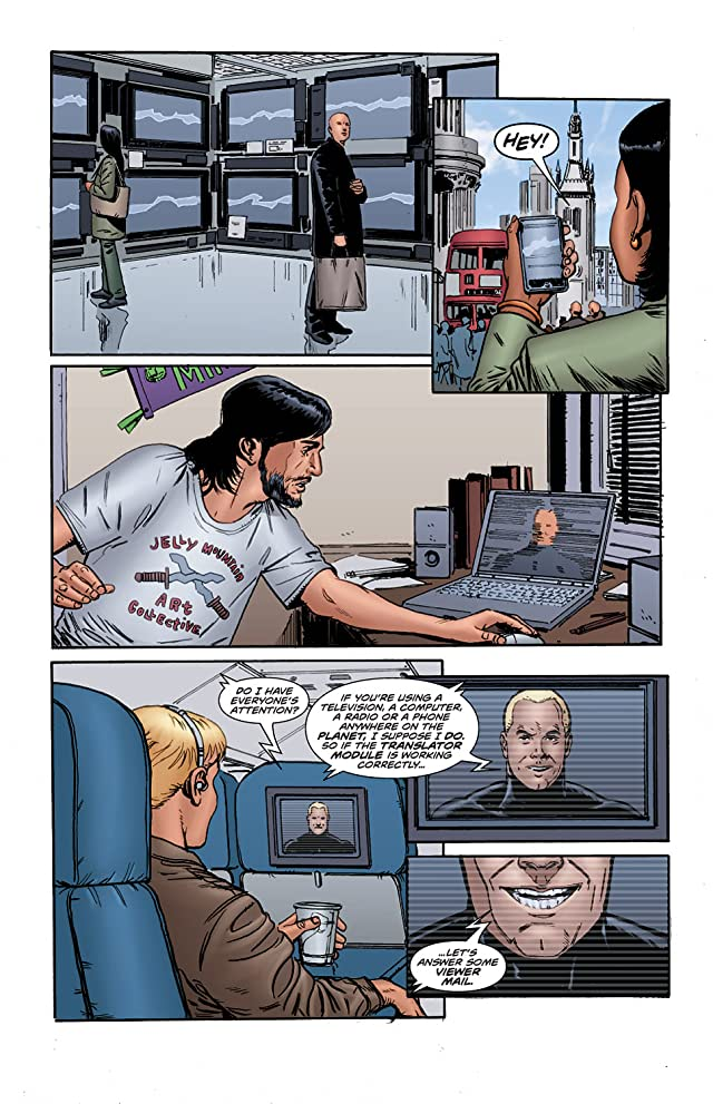 click for super-sized previews of Irredeemable #5
