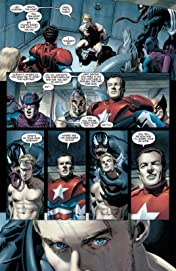 New Avengers (2004-2010) Annual #3