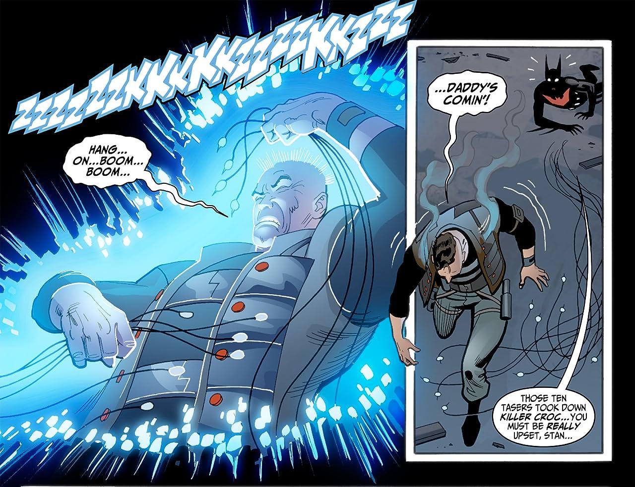 Batman Beyond (2012-2013) #5