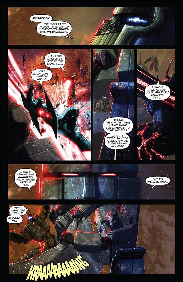 Transformers: Autocracy #7