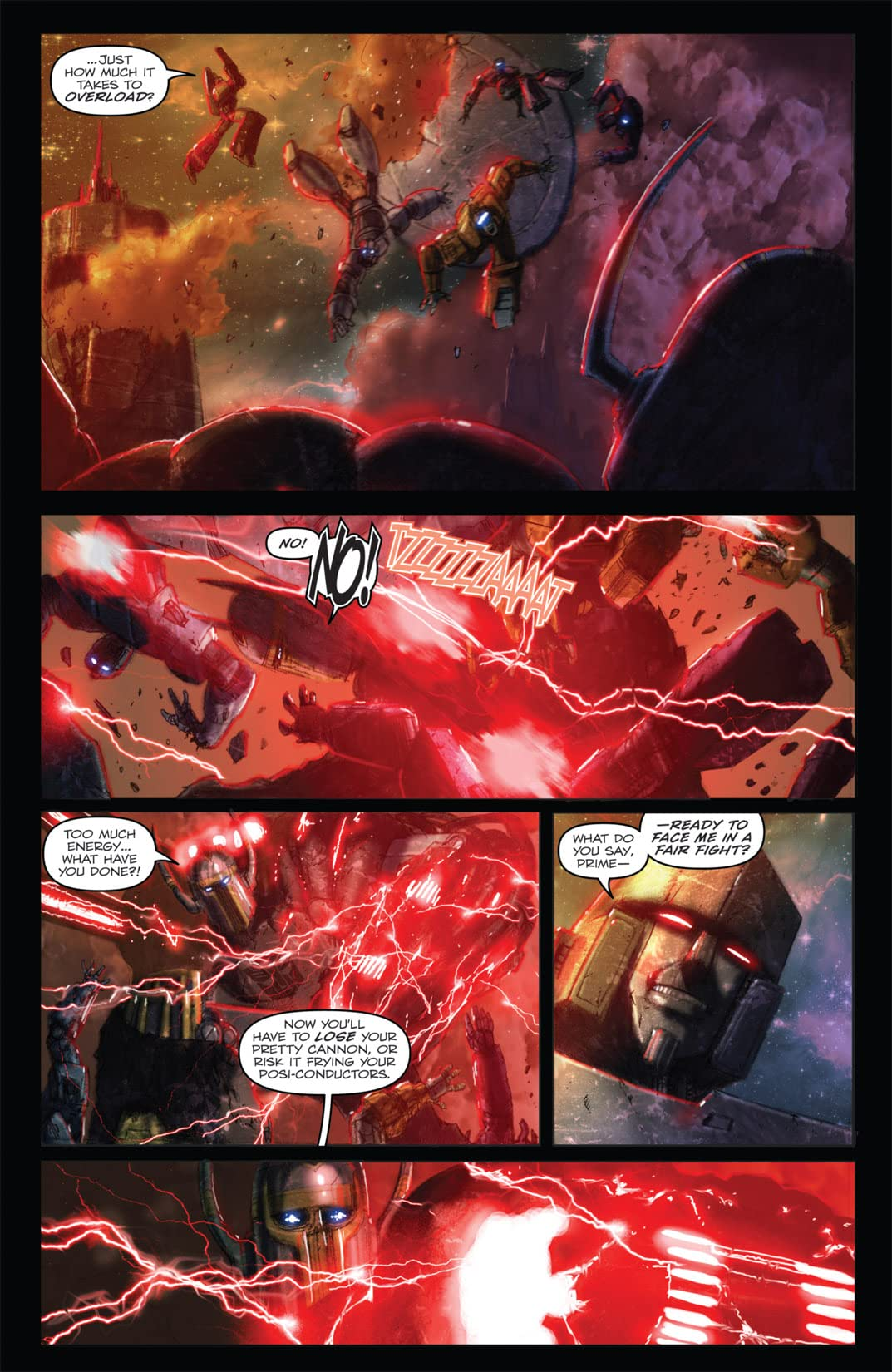 Transformers: Autocracy #7
