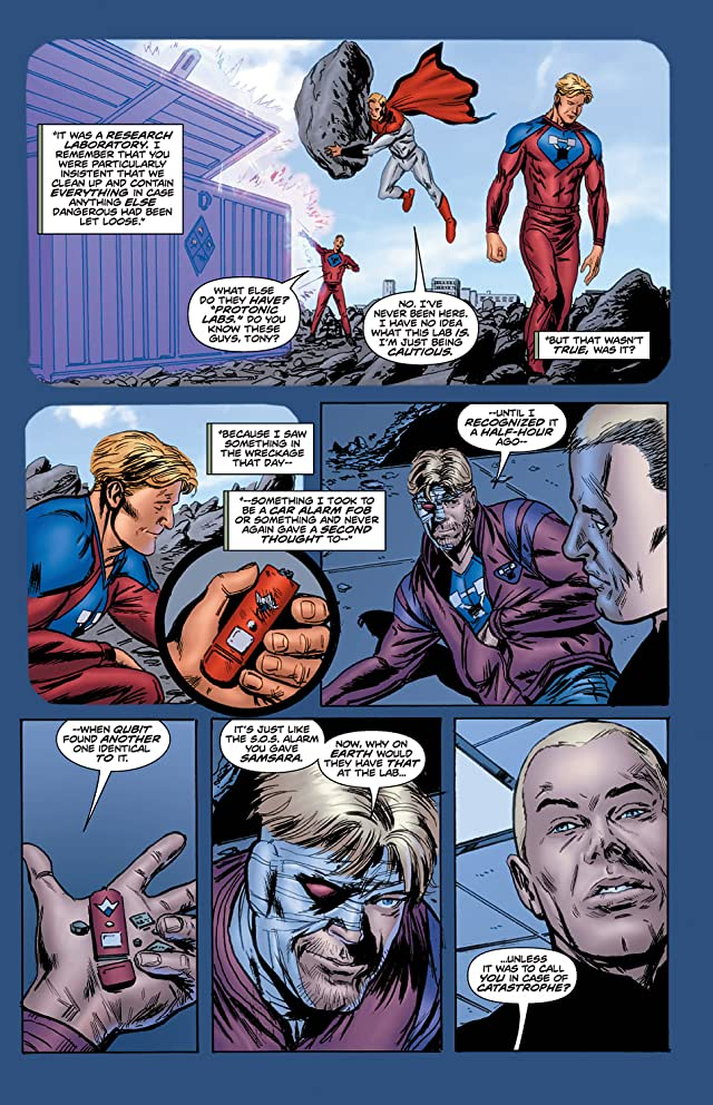 Irredeemable #7