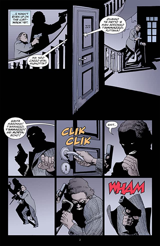 click for super-sized previews of 100 Bullets #82