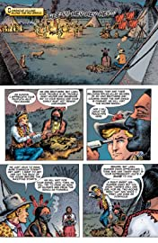 Bat Lash (2008) #5 (of 6)