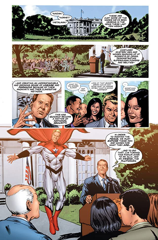 Irredeemable #9