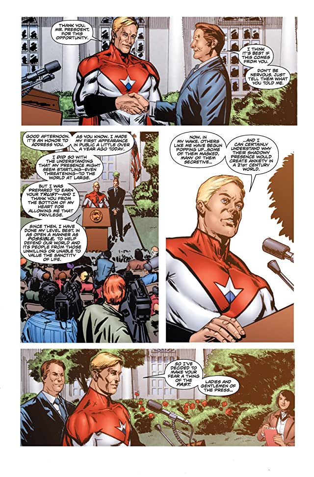 click for super-sized previews of Irredeemable #9